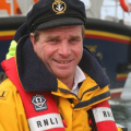 Coxswain of the Spirit of Guernsey Buz White