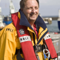 Picture:Brian Green - RNLI - Keith Martel