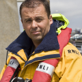 Picture:Brian Green - 27/06/09 - RNLI  - Mike Harris