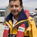 Picture:Brian Green - 27/06/09 - RNLI  - Vince Helmot/Dep Cox