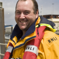 Picture:Brian Green - 27/06/09 - RNLI - Vince Le Noury