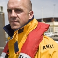 Picture:Brian Green - 27/06/09 - RNLI  - Ady Ogier