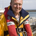 Picture:Brian Green - RNLI - Dan Hamon - 2nd engineer