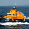 Lifeboat Spirit of Guernsey 12-05-04 Pic by Tony Rive