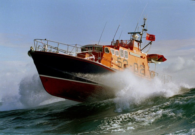 Arun class lifeboat Sir William Arnold