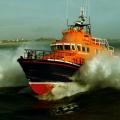 Guernsey Severn class lifeboat Spirit of Guernsey