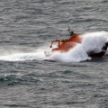 Lifeboat Spirit of Guernsey in rough sea's south of Guernsey 11-01-15 Pic by Tony Rive (17).jpg