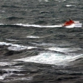 Lifeboat Spirit of Guernsey in rough sea's south of Guernsey 11-01-15 Pic by Tony Rive (19).jpg