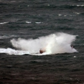 Lifeboat Spirit of Guernsey in rough sea's south of Guernsey 11-01-15 Pic by Tony Rive (20).jpg