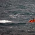 Lifeboat Spirit of Guernsey in rough sea's south of Guernsey 11-01-15 Pic by Tony Rive (22).jpg