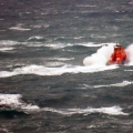 Lifeboat Spirit of Guernsey in rough sea's south of Guernsey 11-01-15 Pic by Tony Rive (23).jpg