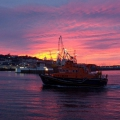 Spirit of Guernsey arrives at Sunset 11-06-09 Pic by Tony Rive