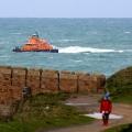 Spirit of Guernsey heading into Vazon Bay 11-01-15 Pic by Tony Rive (1).jpg