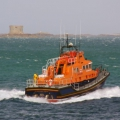 Spirit of Guernsey heads out on a shout 15-05-09 Pic by Tony Rive edit