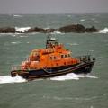 Spirit of Guernsey leaving Vazon Bay 11-01-15 Pic by Tony Rive.jpg