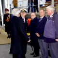 Lt-Governor Vice Admiral Ian Conder's arrival in Guernsey 14-03-16 Pic by Tony Rive (16)
