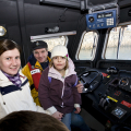 Picture:Brian Green - 22/12/09 - RNLI Disabled Youngsters
