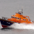 Guernsey's Relief Lifeboat Daniel L Gibson on Lifeboat Day 05-07-14 Pic by Tony Rive (5).jpg