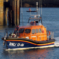 Hoylake Lifeboat Edmund Hawthorn Micklewood (13-06) arriving in St Peter Port 01-11-14 Pic by Tony Rive (4).jpg