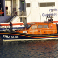 Hoylake Lifeboat Edmund Hawthorn Micklewood (13-06) arriving in St Peter Port 01-11-14 Pic by Tony Rive (7).jpg
