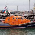 Kilmore Quay's Tamar Lifeboat Killarney in St Peter Port 25-08-10 Pic by Tony Rive (1)