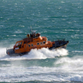 Lifeboat Volunteer Spirit on Exercise in the Little Russel 23-10-16 Pic by Tony Rive (13)