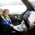 Oliver Blake aboard Edmond Hawthorn Micklewood (13-06) 01-11-14 Pic by Tony Rive.jpg
