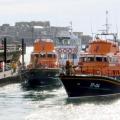 Spirit of Guernsey (17-04) & Volunteer Spirit (17-27) 23-10-16 Pic by Tony Rive (2)