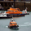 The Hoylake Lifeboat (13-06) leaving St Peter Port for a short Sea Trial off the Port 02-11-14 Pic by Tony Rive (1).jpg