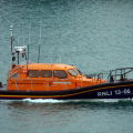 The Hoylake Lifeboat (13-06) leaving St Peter Port for a short Sea Trial off the Port 02-11-14 Pic by Tony Rive (2).jpg