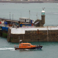 The Hoylake Lifeboat (13-06) leaving St Peter Port for a short Sea Trial off the Port 02-11-14 Pic by Tony Rive (3).jpg