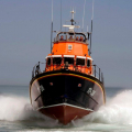 The Relief Lifeboat Daniel L Gibson arriving in Guernsey from Poole 07-06-14 Pic by Tony Rive (10).jpg