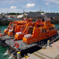 The Relief Lifeboat Daniel L Gibson arriving in Guernsey from Poole 07-06-14 Pic by Tony Rive (26).jpg