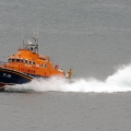 Guernsey's Relief Lifeboat Daniel L Gibson on Lifeboat Day 05-07-14 Pic by Tony Rive (4).jpg