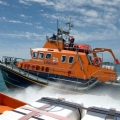 The Relief Lifeboat Daniel L Gibson arriving in Guernsey from Poole 07-06-14 Pic by Tony Rive (21).jpg