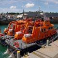 The Relief Lifeboat Daniel L Gibson arriving in Guernsey from Poole 07-06-14 Pic by Tony Rive (26)
