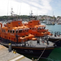 The Relief Lifeboat Daniel L Gibson arriving in Guernsey from Poole 07-06-14 Pic by Tony Rive (27).jpg