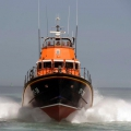 The Relief Lifeboat Daniel L Gibson arriving in Guernsey from Poole 07-06-14 Pic by Tony Rive (9)