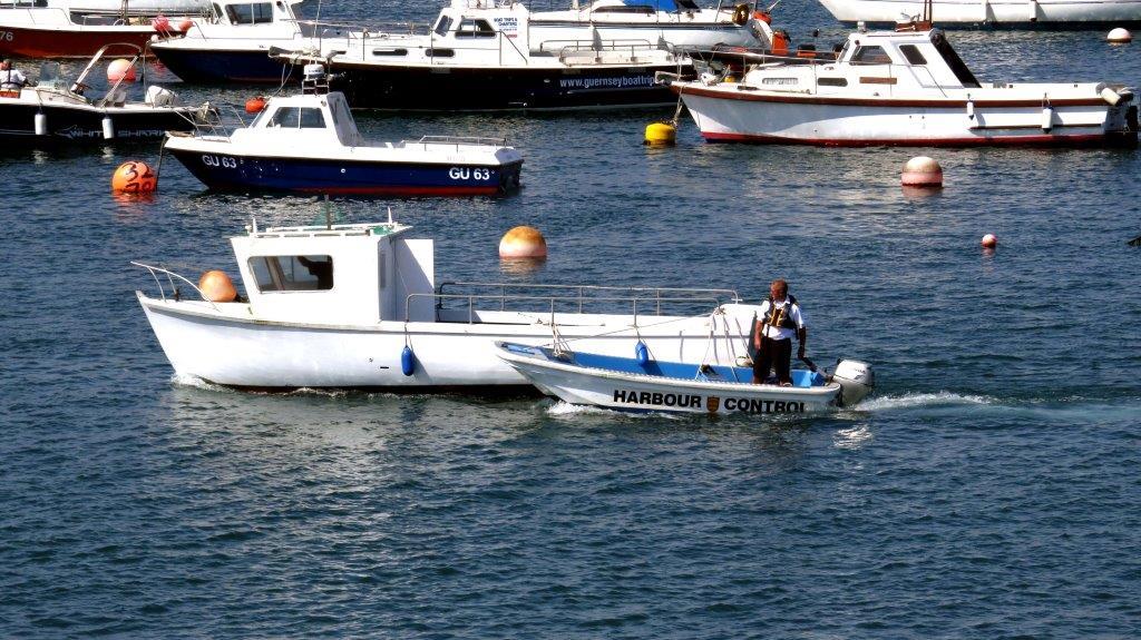 Local Fishing boat Taoro