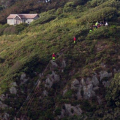 Cliff Rescue of two men from Cliff''s on Guernsey's south coast 10-08-14 Pic by Tony Rive (15).jpg