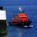 Daniel L Gibson returning to St Peter Port after Shout (3) 15-09-14 Pic by Tony Rive (1).jpg
